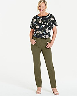 Tall Everyday Kate Slim Leg Trousers