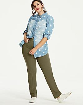 Petite Everyday Kate Slim Leg Trousers