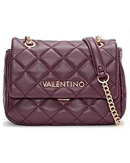 Valentino Bags Ocarina Quilted Cross-Body Bag