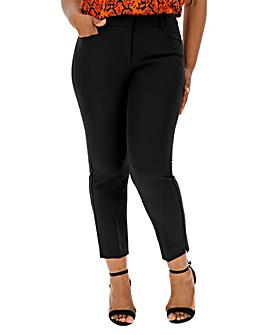 Black Meghan Everyday Trousers
