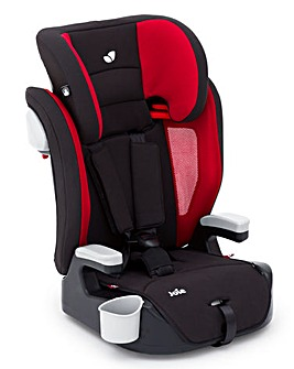Joie Elevate Group 1/2/3 Car Seat - Cherry