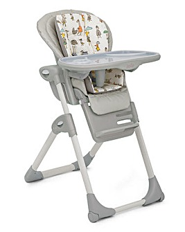 Joie Mimzy 2in1 Highchair - In the Rain
