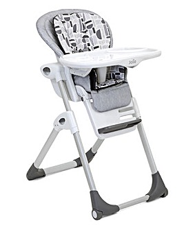 Joie Mimzy 2in1 Highchair - Logan
