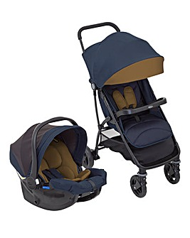 Graco Breaze Lite Travel System