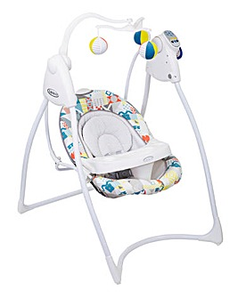 Graco Lovin Hug Swing with Plug