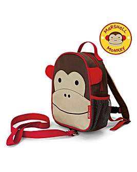 Skip Hop Zoo Let Backpack Monkey