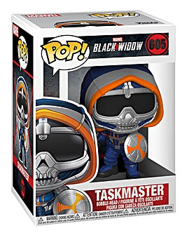 POP! Black Widow- Taskmaster Shield