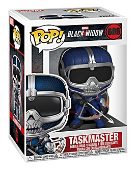 POP! Black Widow- Taskmaster Bow