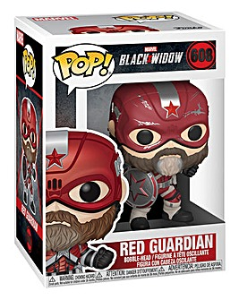POP! Marvel: Black Widow - Red Guardian
