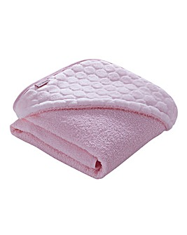 Clair De Lune Marshmallow Hooded Towel