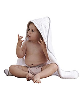 Clair De Lune Stars Hooded Towel