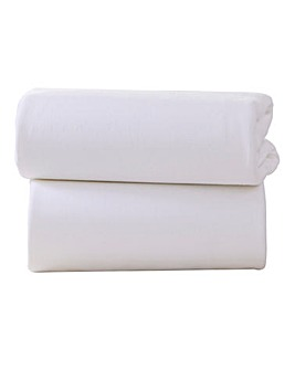 Clair De Lune 2pk Cotton Moses Sheets