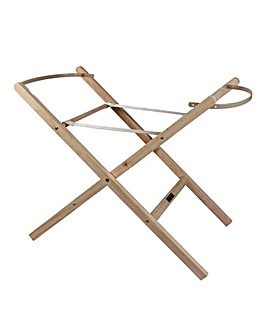 Clair De Lune Folding Wooden Stand - Natural