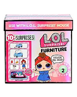 L.O.L. Surprise Furniture Road Trip