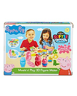 Peppa Pig Mould N' Play 3D Figure Maker