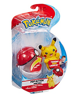 Pokemon Poke Ball Pikachu