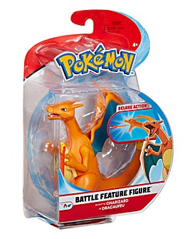 Pokemon Battle 4.5inch Charizard