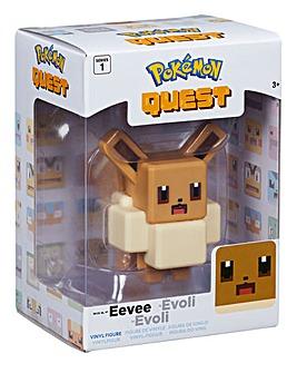 Pokemon Eevee Vinyl 4inch Figure