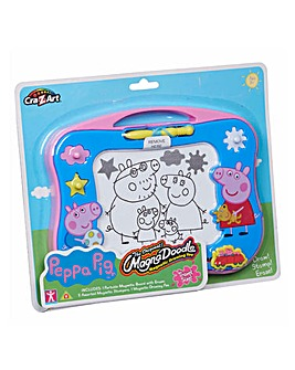 Peppa Pig Travel Magnetic Scribbler