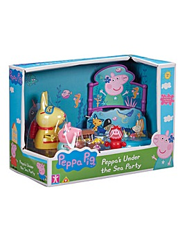 Peppa Pig Under The Sea