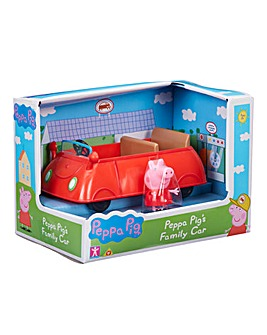 Peppa Pig Big Red Car