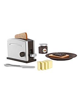 Kidkraft Toaster Set - Espresso