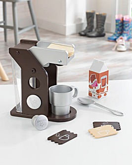 Kidkraft Coffee Set - Espresso