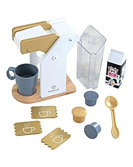 Kidkraft Coffee Set - Modern Metallics