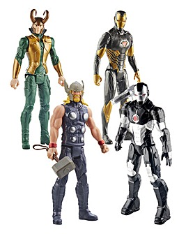 Marvel Avengers Titan Hero Series Asst