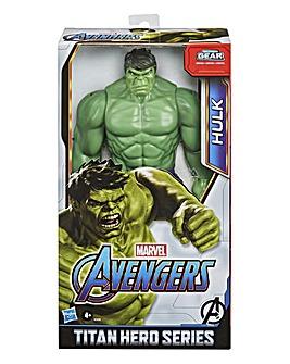 Marvel Avengers Titan Hero Series Deluxe Hulk