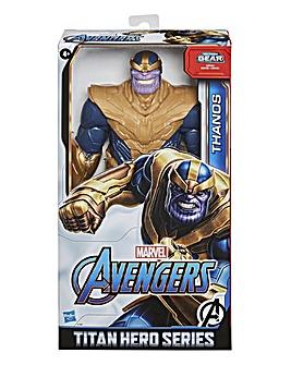 Marvel Avengers Titan Hero Series Deluxe Thanos