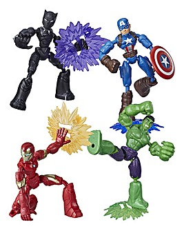 Marvel Avengers Bend and Flex Assortment