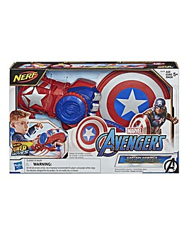 Avengers Power Moves Captain America