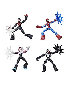 Marvel Spider-Man Bend and Flex Assortment