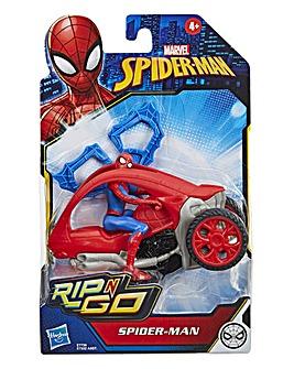 Marvel Spider-Man Rip n Go Vehicle
