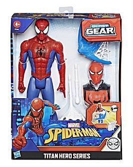 Marvel Spider-Man Titan Dlx Hero Figure