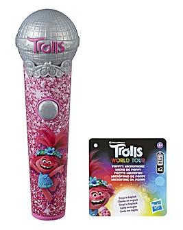 Trolls Poppys Microphone