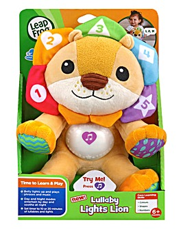 LeapFrog Lion Plush