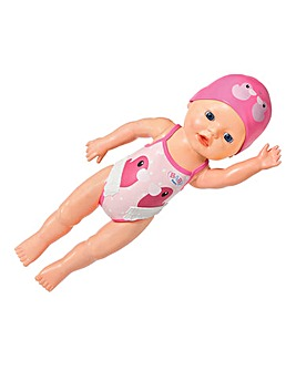 BABY born My First Swim Fun Doll 30cm