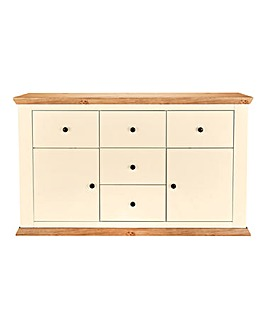 Kendal 2 Door 5 Drawer Sideboard