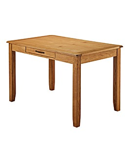 Dorset Dining Table with Drawer