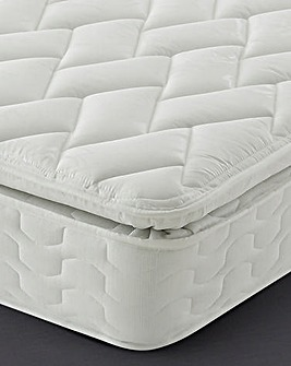 Silentnight Miracoil 3 Luxury Pillowtop Mattress