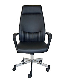 Dallas Faux Leather Office Chair