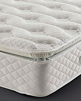Silentnight Geltex Pillowtop Mattress