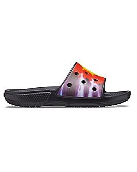 Crocs Tie Dye Slide