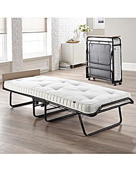 JAY-BE Supreme Single Folding Bed with e-Pocket Sprung Mattress