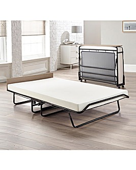 JAY-BE Supreme Double Folding Bed with Memory Mattress