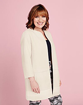 Lorraine Kelly Textured Tailored Jacket