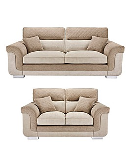 Newton 3 plus 2 Seater Sofa