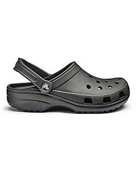 Crocs Black Classic Clogs